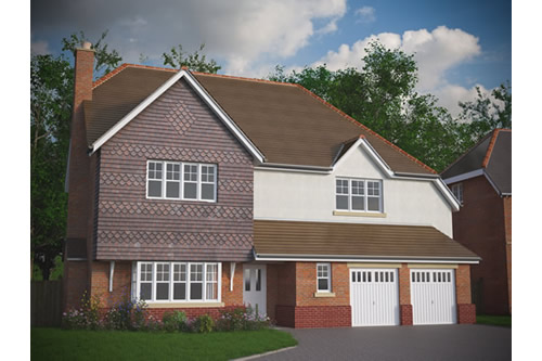 Oakwood, Oak Drive: Plot 8 – The Hathaway