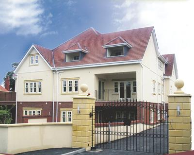 Glyn Garth Court, Walshaw Avenue, Colwyn Bay
