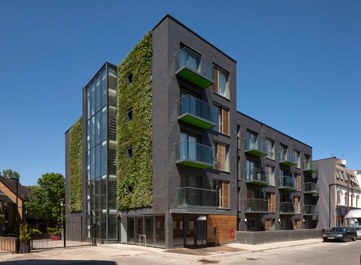 Pocket's completed project in Westbourne Park