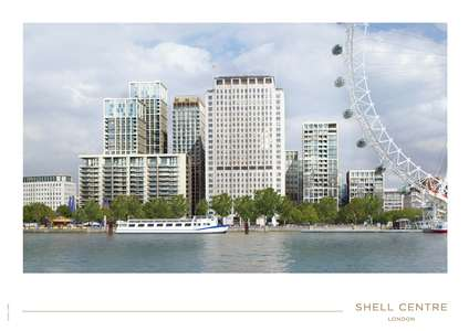 The Shell Centre redevelopment, with a substantial residential element, has received planning approval